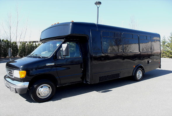 18 Passenger Party Buses Chattanooga