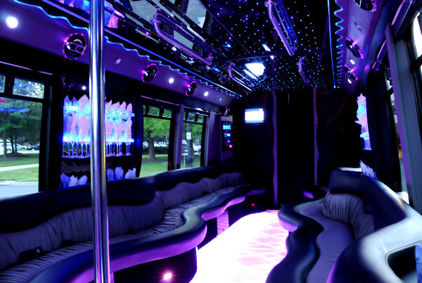 22 Seater Party Bus ChattanoogaTN
