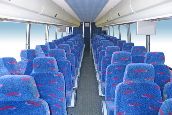 Chattanooga 50 Passenger Party Bus Service