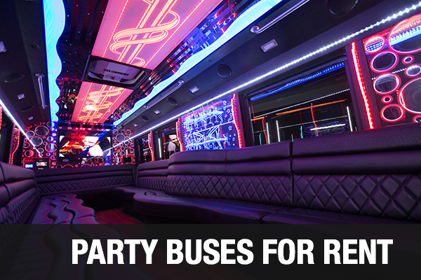 Party Buses Chattanooga Tennessee