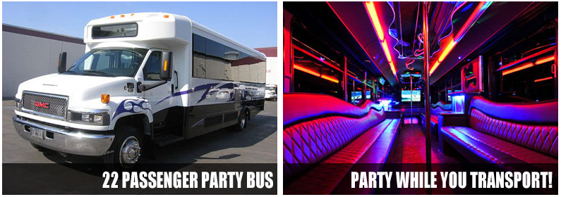 Party Bus Rentals Chattanooga